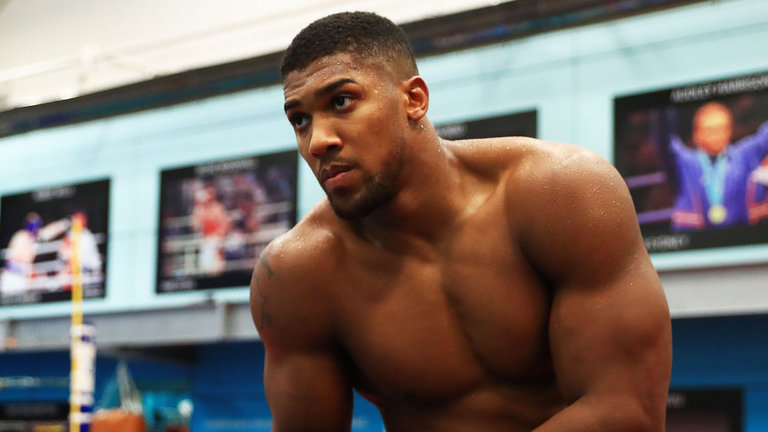 Is Anthony Joshua on Steroids?