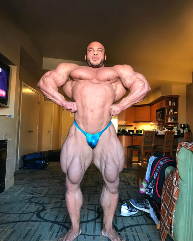 Big Ramy Arnold Classic Ohio
