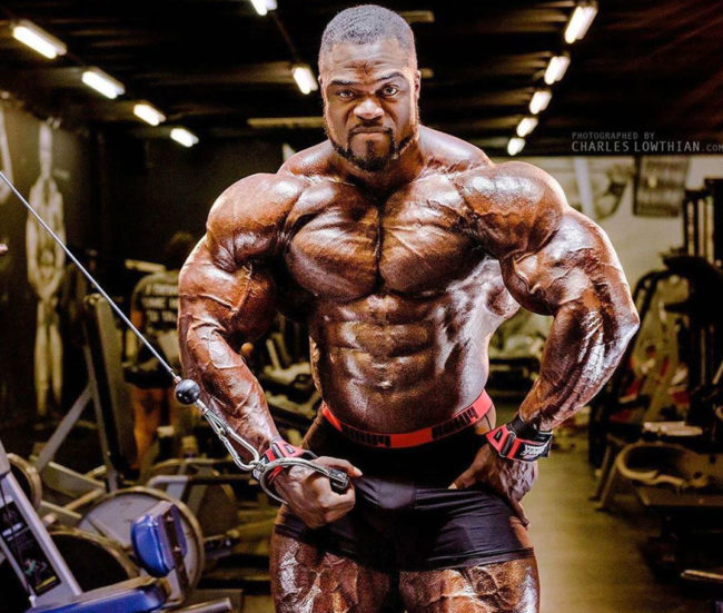 Brandon Curry bodybuilding business