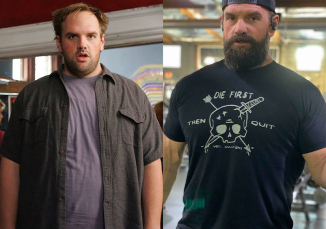 Ethan Suplee Transformation