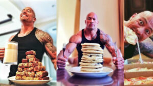 The Rock Cheat Day