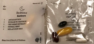 Persona Nutrition Personal Vitamin Packs Review