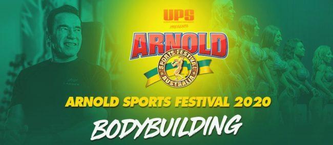 2020 Arnold Classic Australia And Brazil