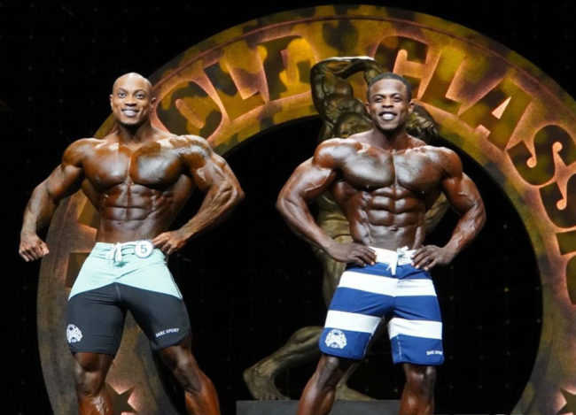 Arnold Classic 2020 Men Physique Results