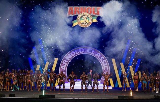 Arnold Classic Australia coronavirus