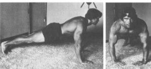 Arnold Schwarzenegger Home Workout Routine