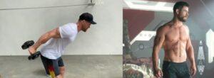 Chris Hemsworth Home Workout Routine