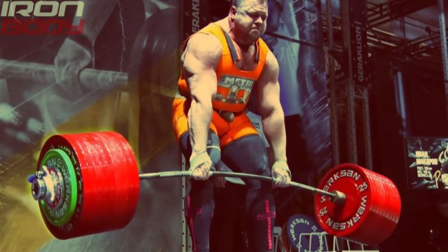 Ivan MakarovHeaviest Deadlift