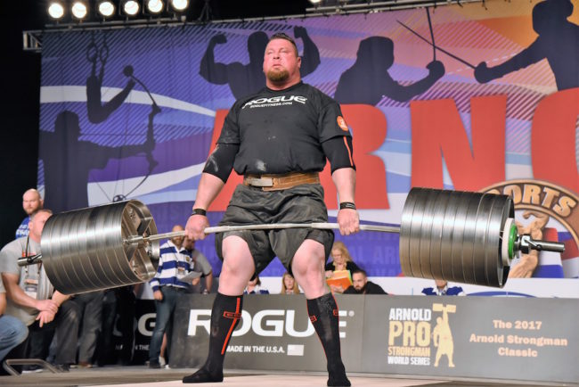 Jerry Pritchett Heaviest Deadlift