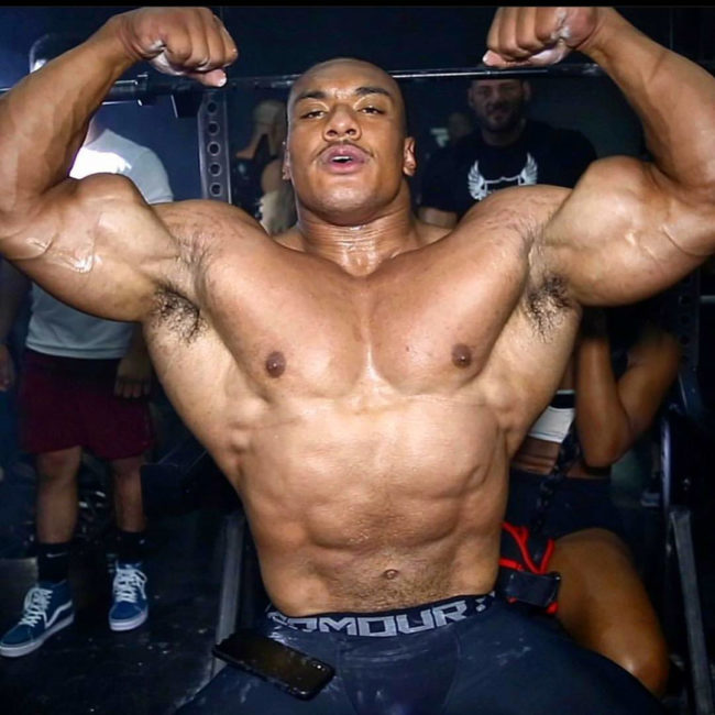 Larry Wheels anabolic