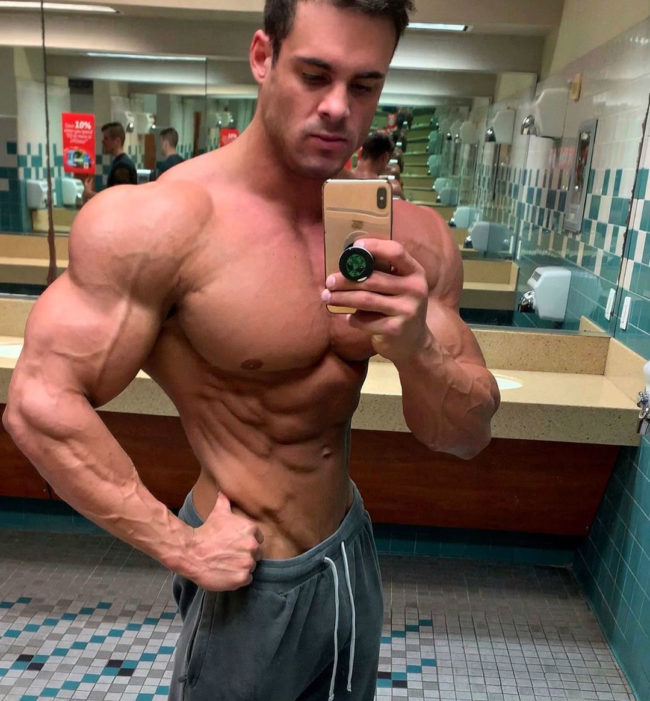 Logan Franklin Bodybuilding Breakfast