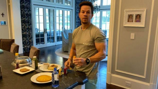 Mark Wahlberg Plant Food Diet