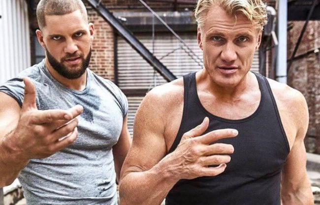 Dolph Lundgren Home Workout