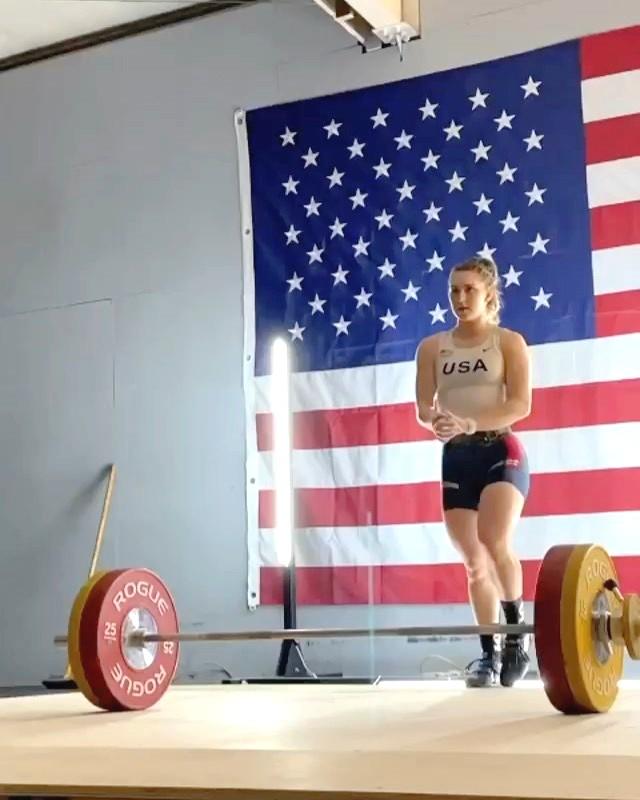 Katherine Nye Mattie Rogers olympics