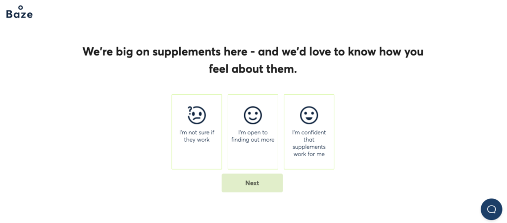 Baze Nutrition Review