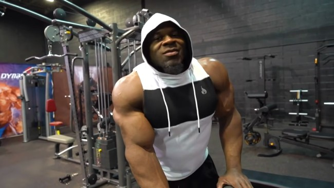 Kai Greene Arm Workout