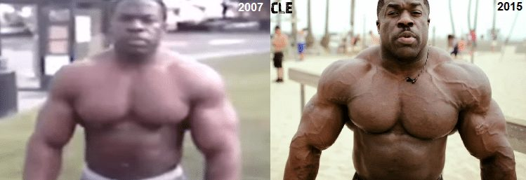 kali muscle results