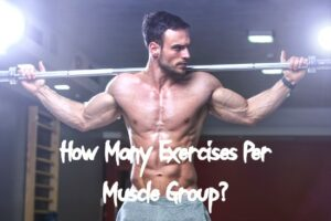 How Many Exercises Per Muscle Group
