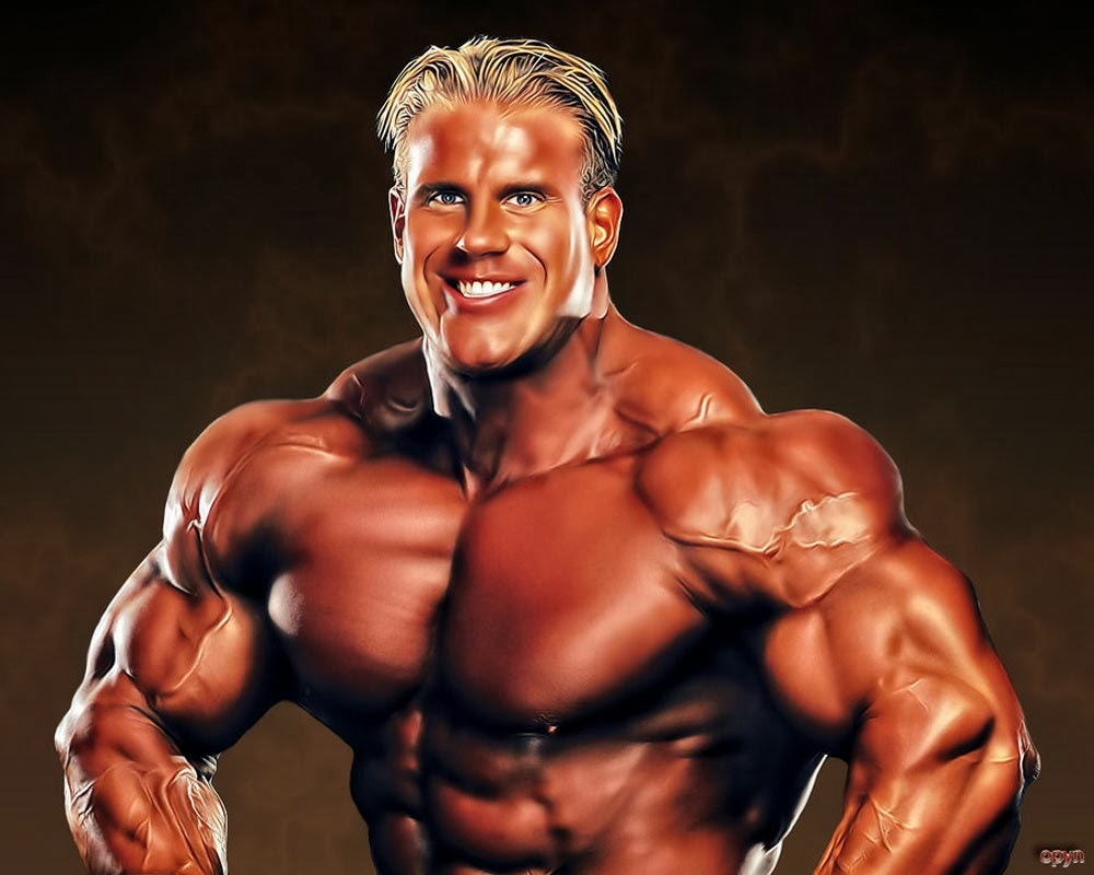 Mr. Olympia Jay Cutler Training Routines