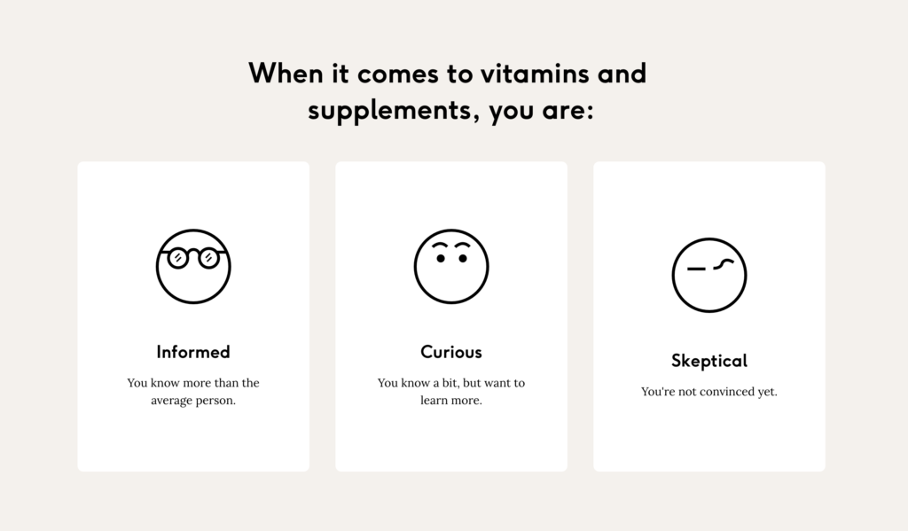 care of vitamins review