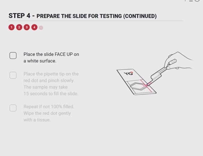 YO Home Sperm Test Review