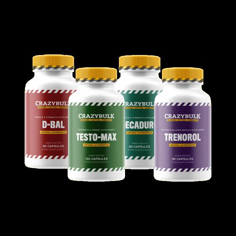 Best Steroid Alternative Stacks